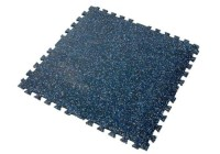 Rubber Interlocking Floor Tiles for Home Gyms