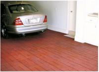 Backyard  flooring