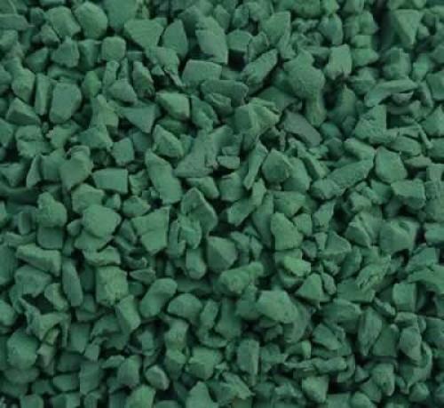 Dark Green EPDM 1-4 mm Granules