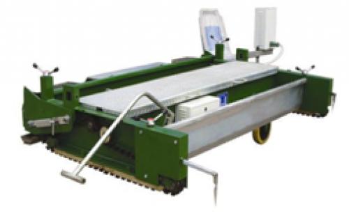 TPJ-2.5 PAVER MACHINE