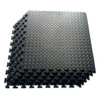 Plain Interlocking Floor Tiles