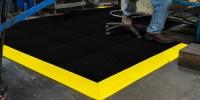 Interlocking Floor Mats & Anti-fatigue Rubber Floor Tiles