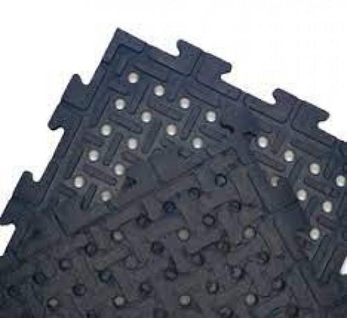 Drainage Rubber Matting Tiles