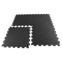 Interlocking Rubber Flooring Easy Installation Tiles