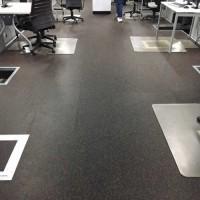 Rubber Flooring Rolls 1/4 Inch